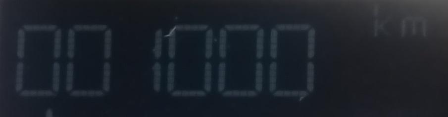 1000kms