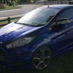 Spirit Blue Fiesta ST
