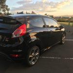 Panther Black Fiesta ST